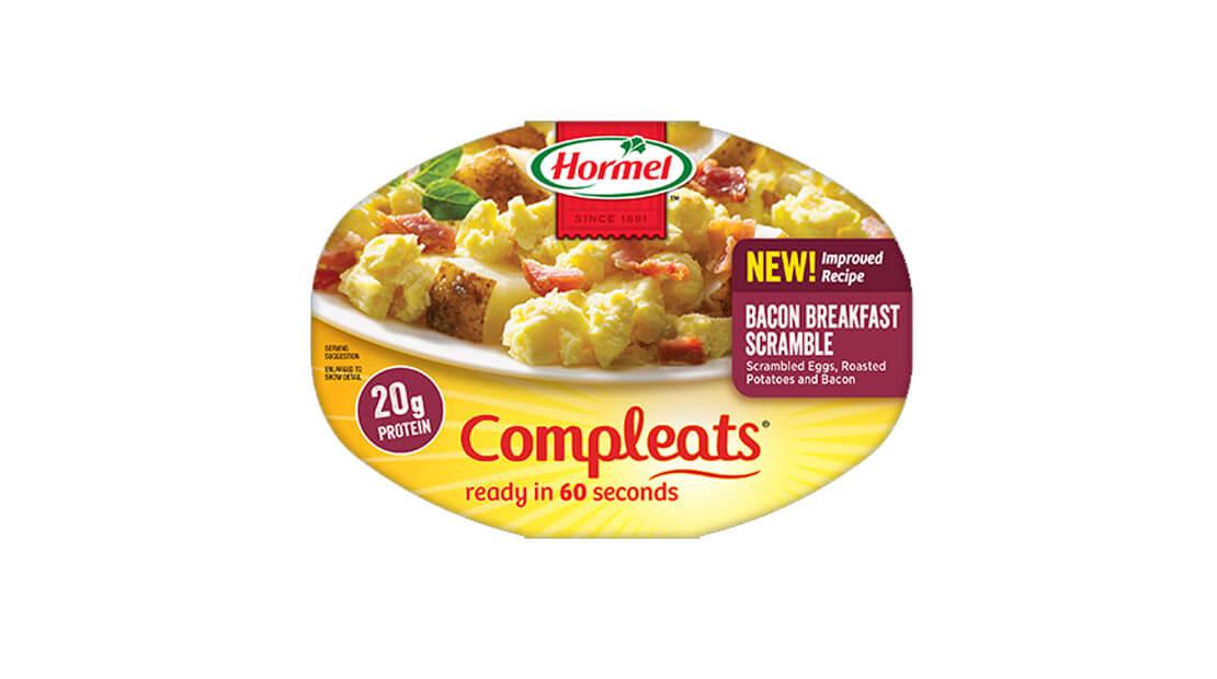 Compleats Breakfast Scramble