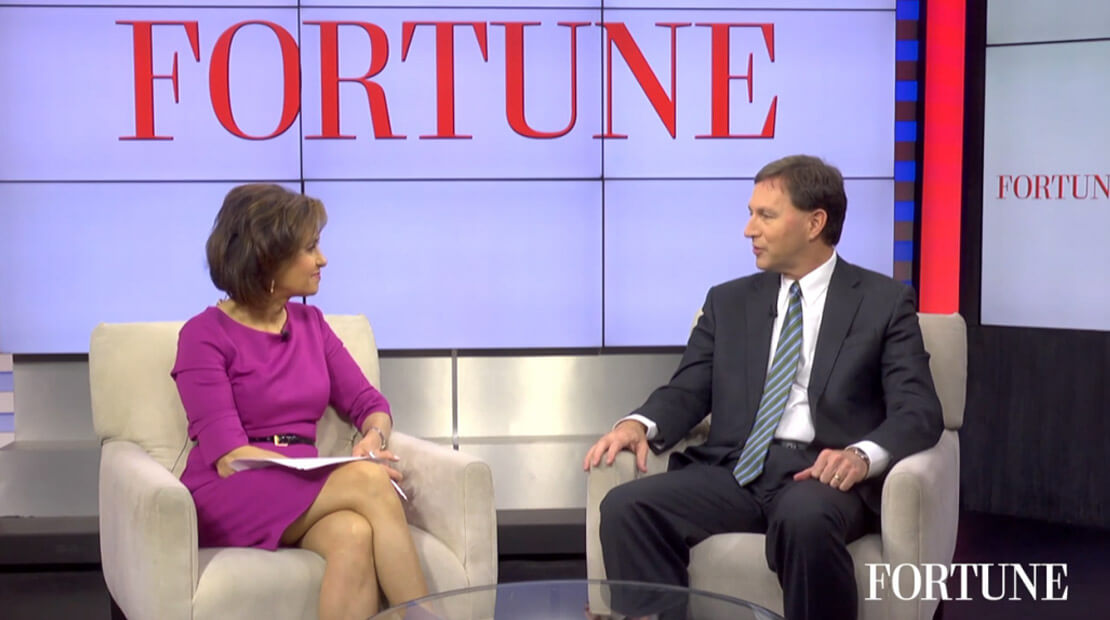 Jeff Ettinger on Fortune