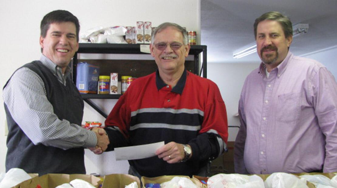 2015 Burke Corp Donation
