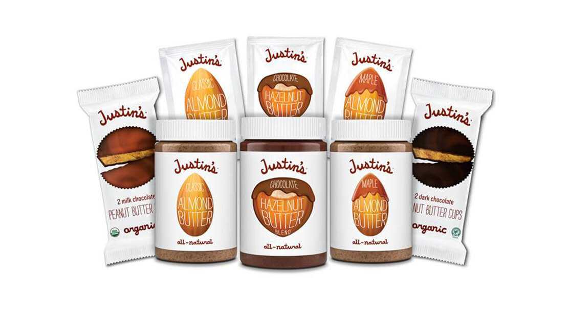 2016 Justin's Products