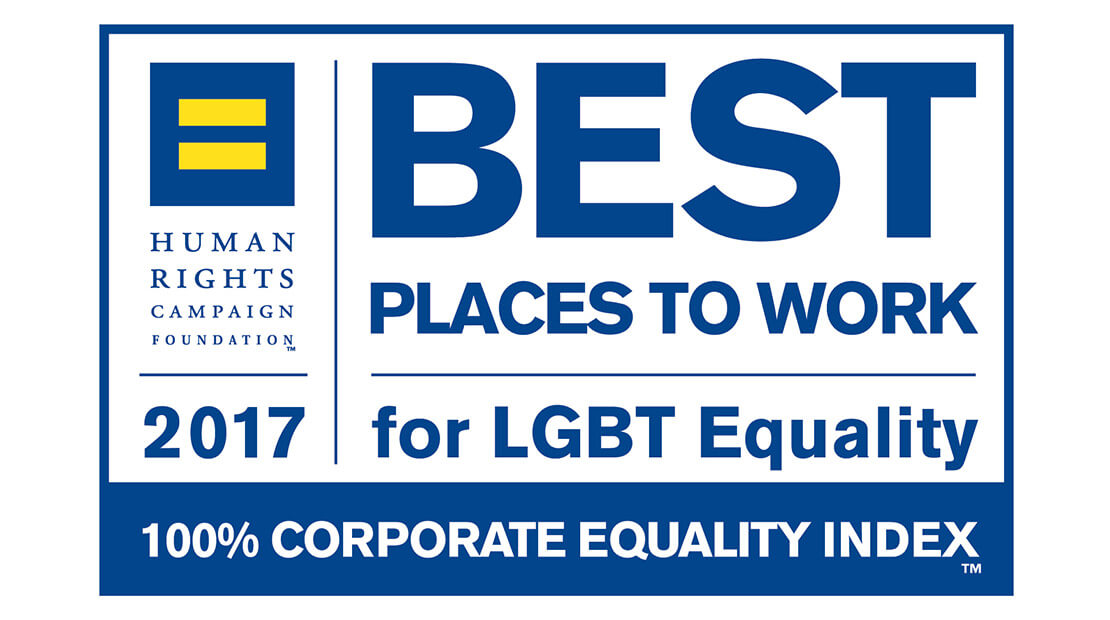 2016 HRC Best Places to Work