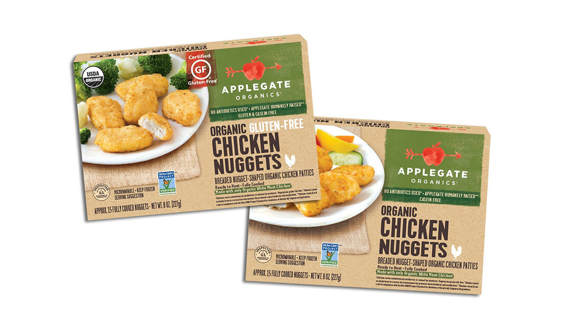 Applegate Organics Chicken Nuggets