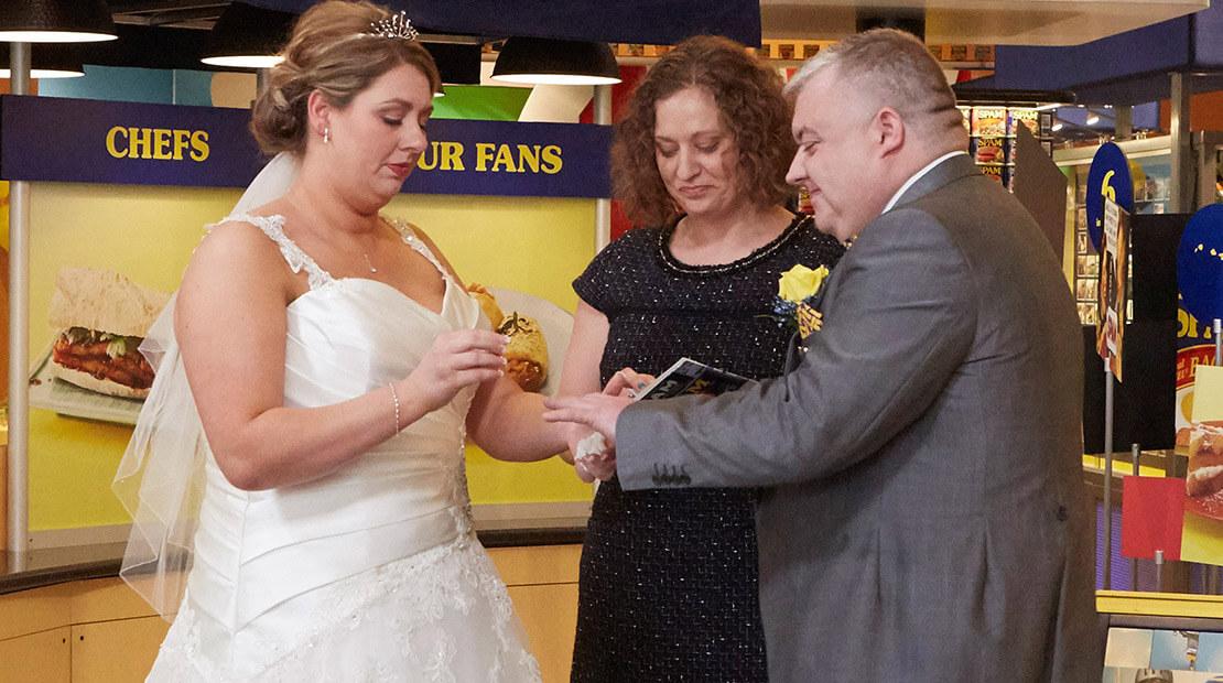 SPAM Wedding