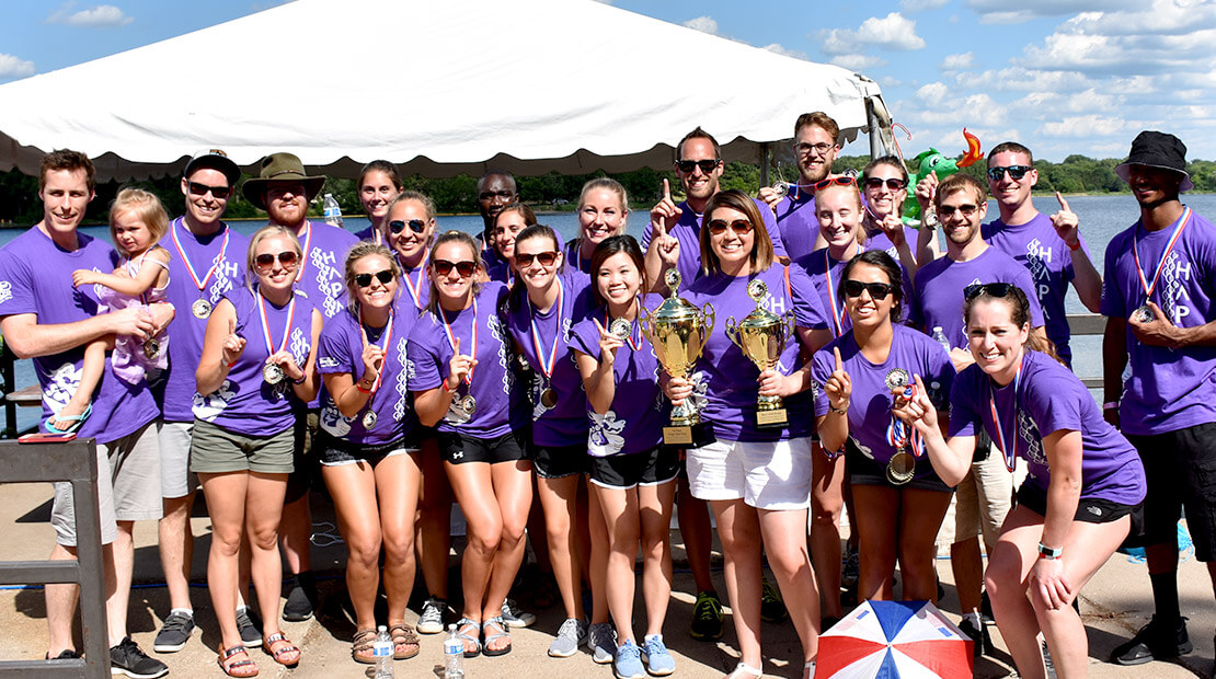 2017 Dragon Boat Race Winners