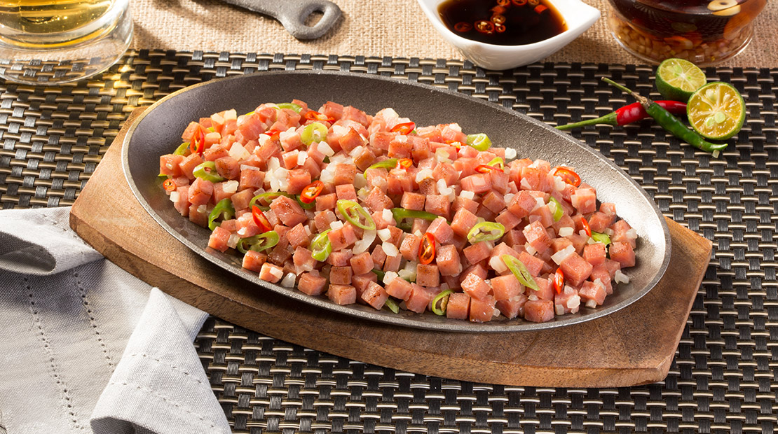SPAM® Sisig