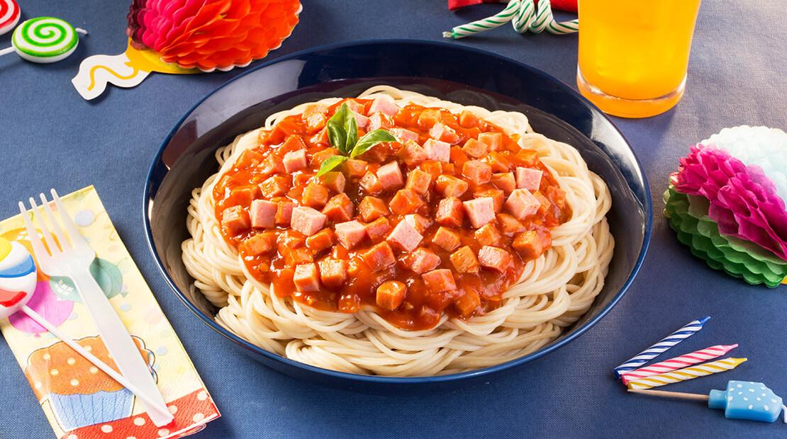 SPAM® Spaghetti