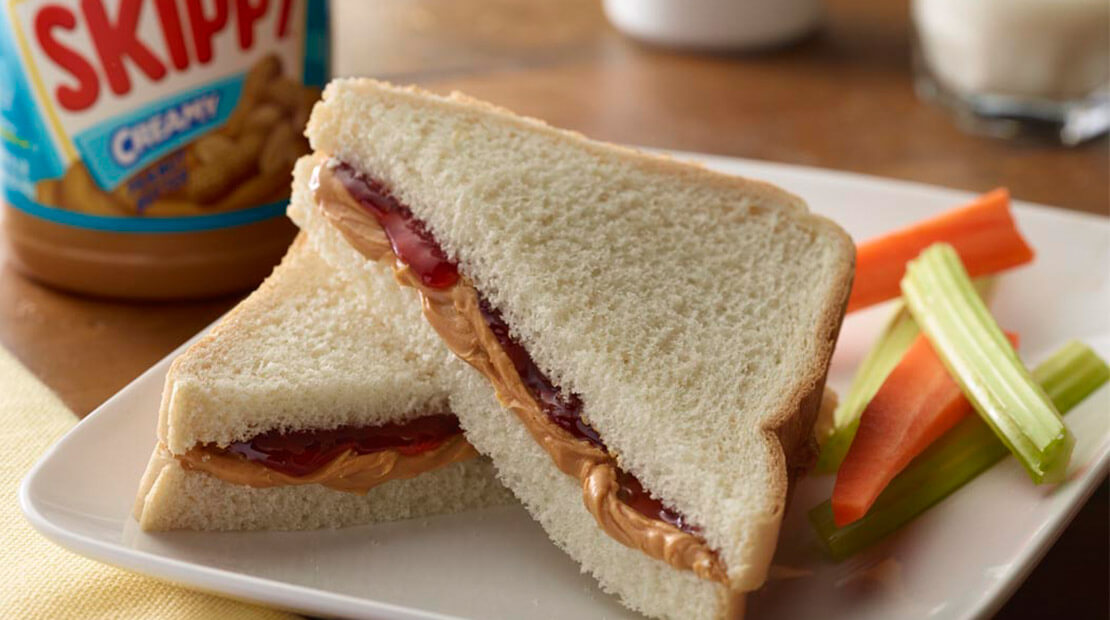 The History Of Peanut Butter And Jelly Sandwiches Hormel Foods