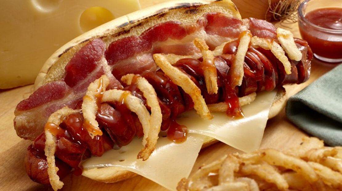 Fontanini hot dog