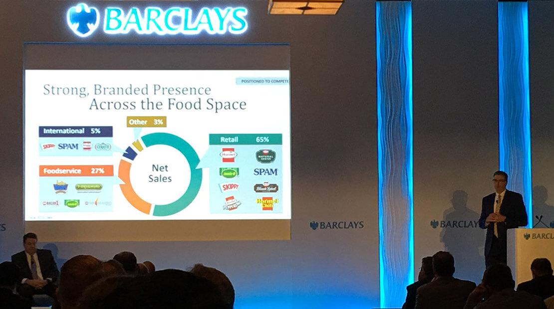 2017 Barclays Presentation