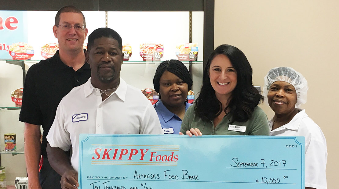 SKIPPY Donation