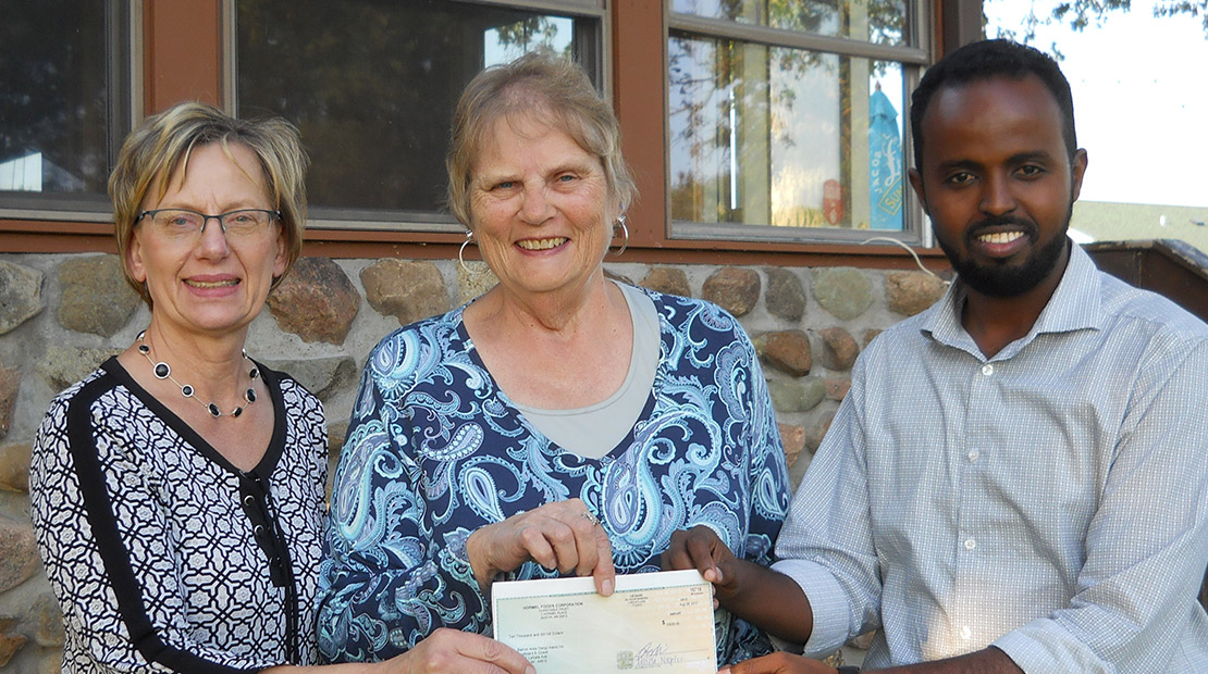 2017 Barron Donation