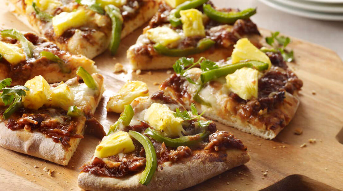 Lloyd's BBQ Pizza