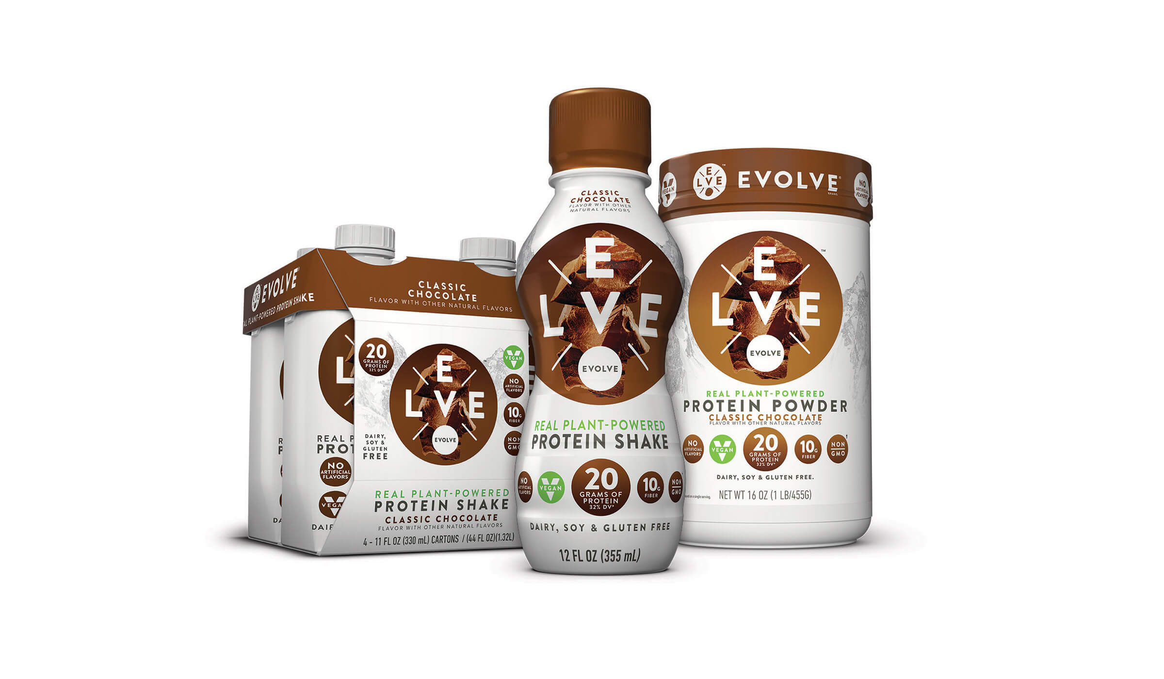 Evolve® products