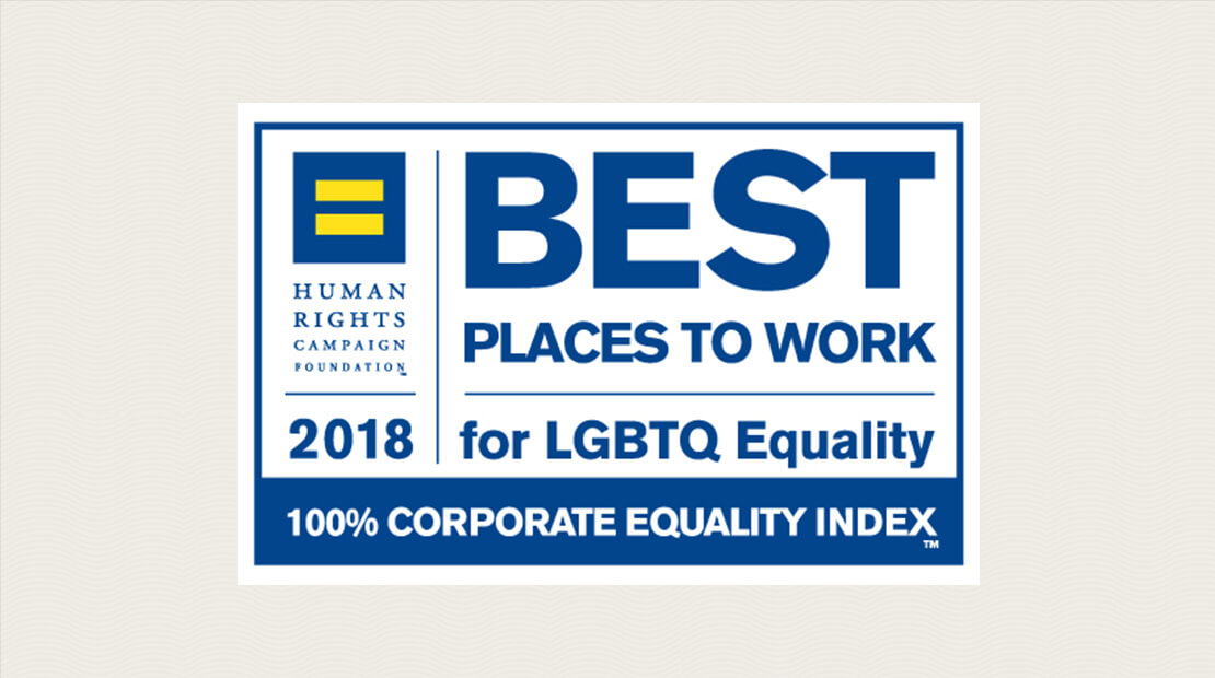 2018 HRC Best Places To Work