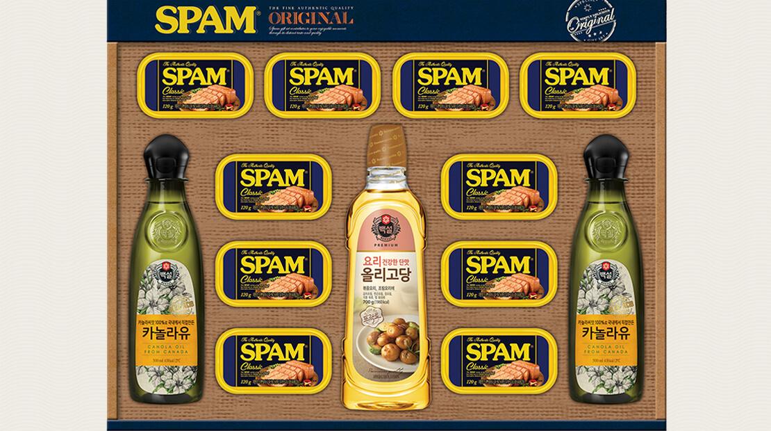 SPAM Gift Set