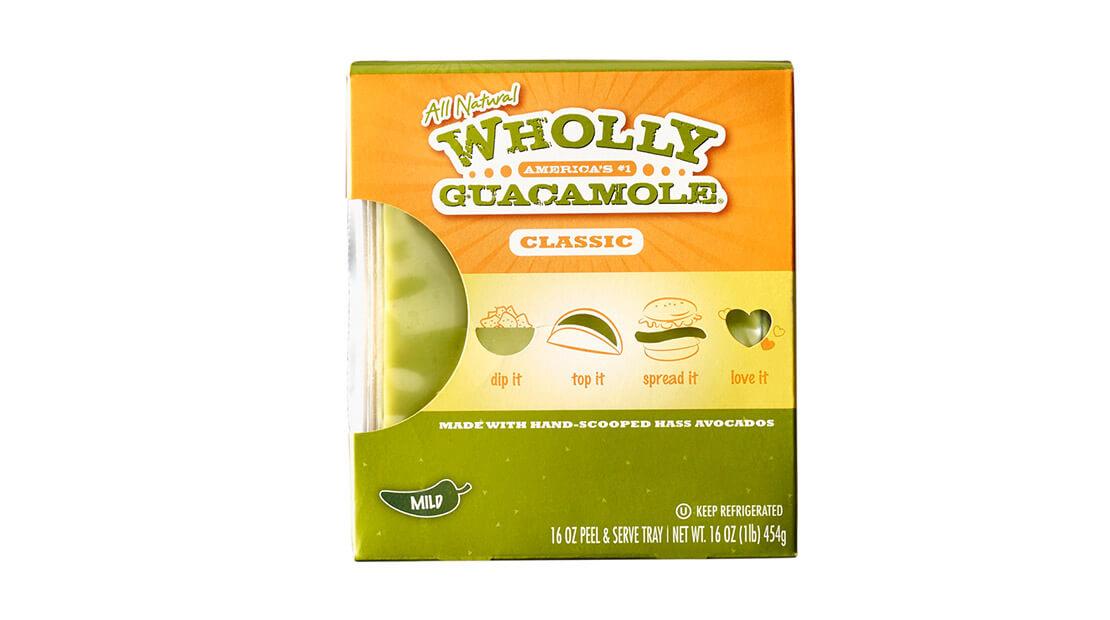 Wholly Guacamole Tray