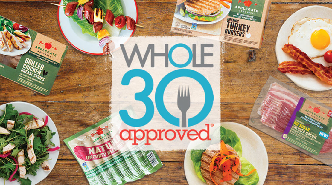 Applegate Whole30