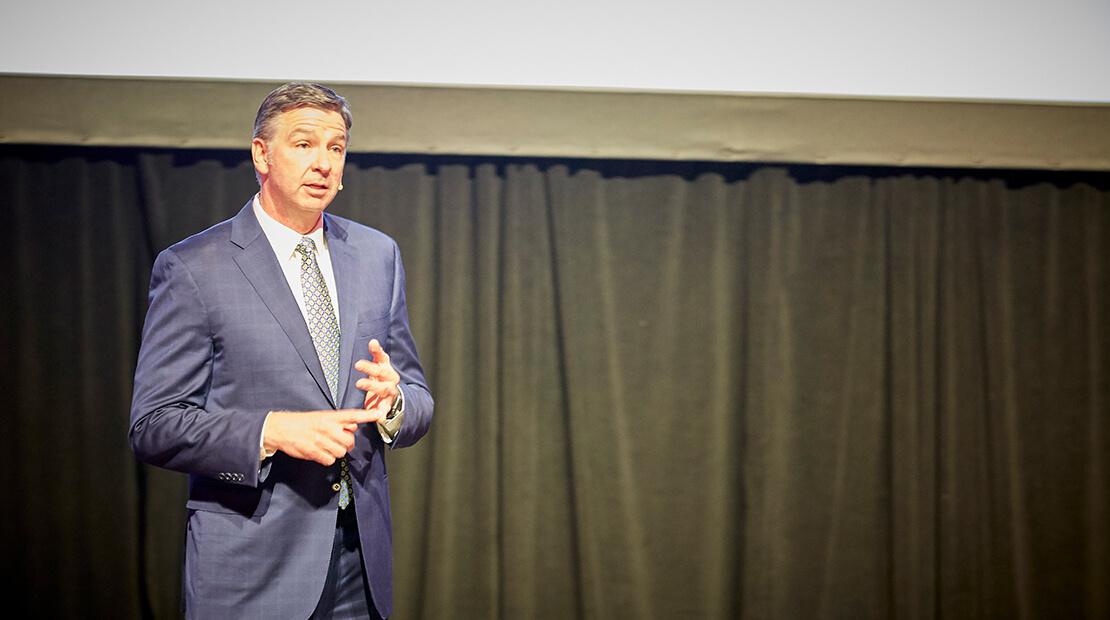 2018 Annual Meeting of Stockholders Jim Snee