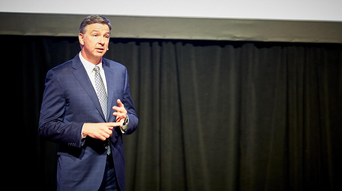 Jim Snee 2018 Annual Meeting