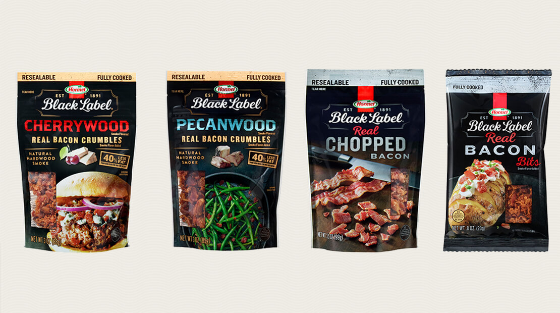 Hormel Foods Launches Four New Bacon Toppings Products Hormel Foods