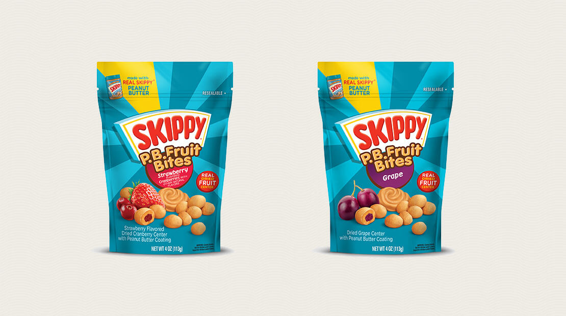 SKIPPY PB Fruit BITES