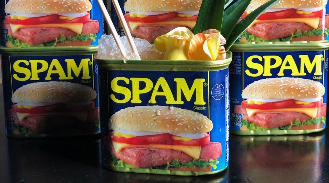 SPAM Cocktail