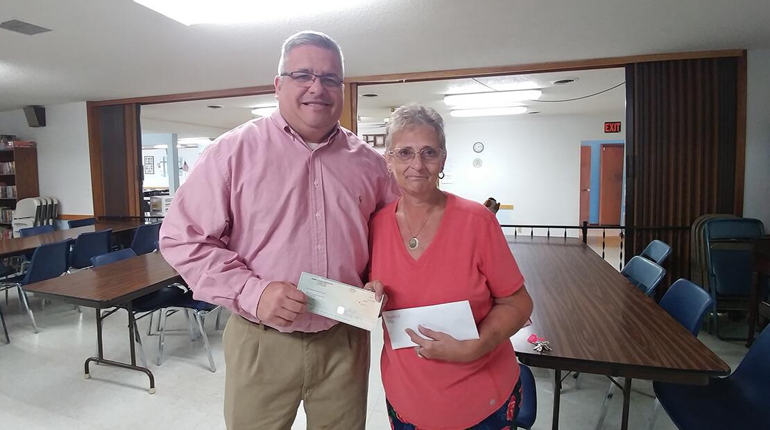 Osceola Food Donation