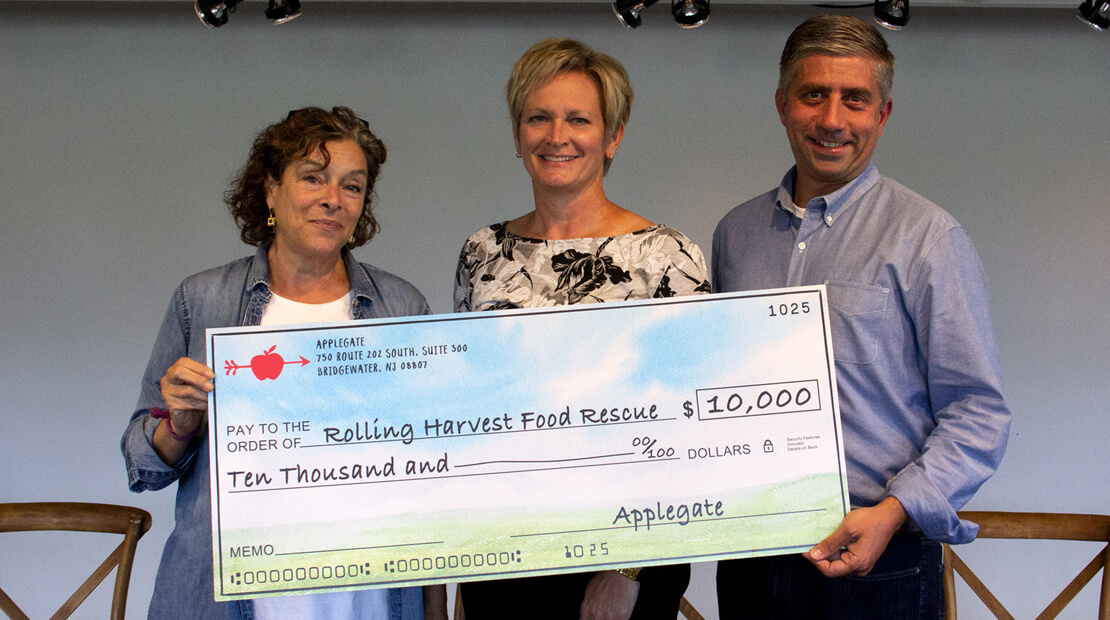 Applegate Donation