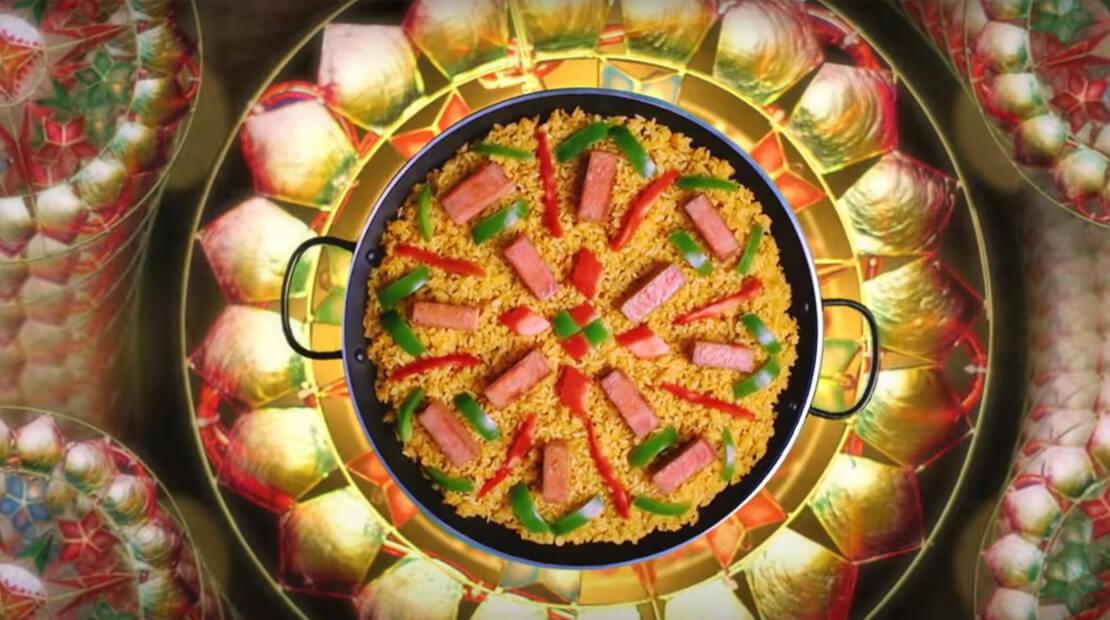 SPAM Paella