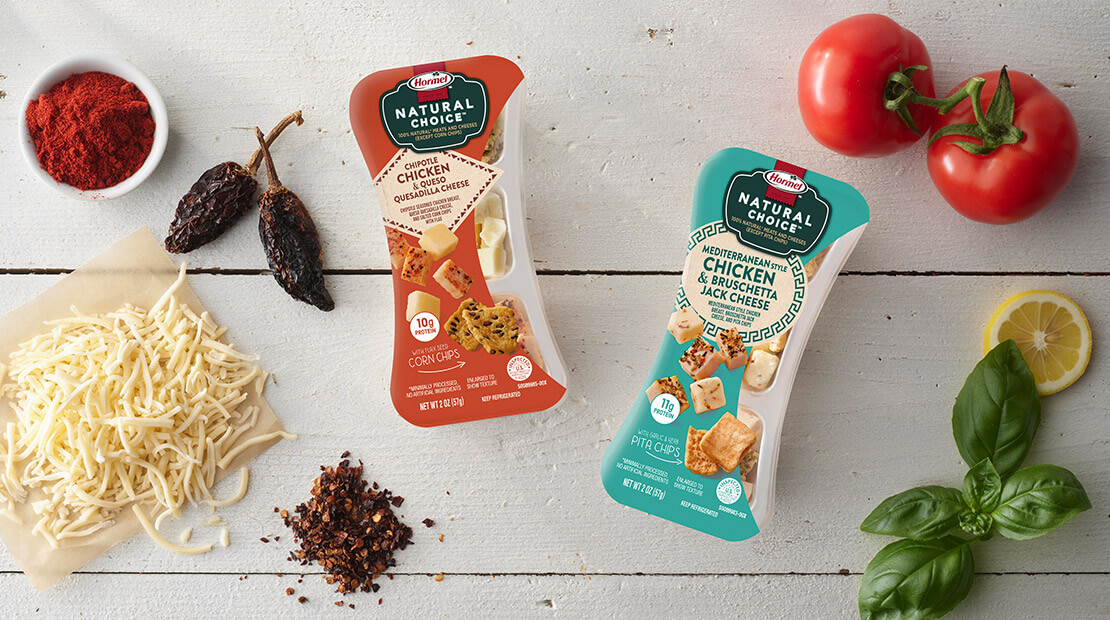 Natural Choice Global Inspired Snacks