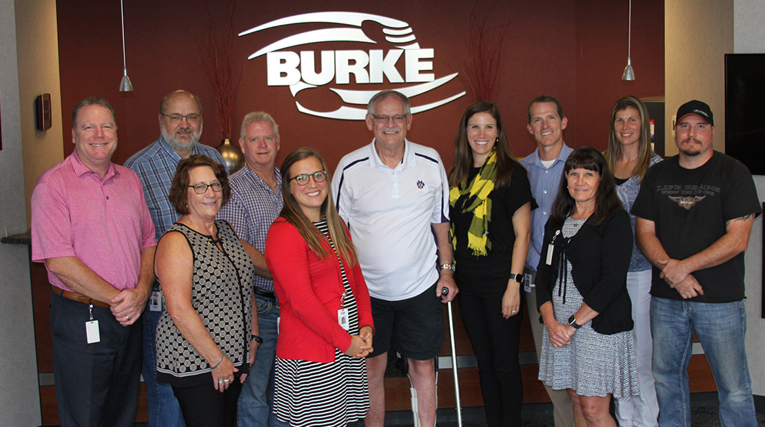 Burke Donation