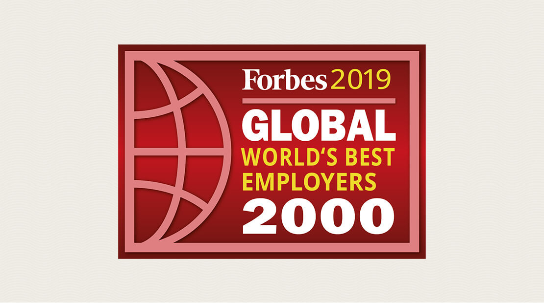 2019 World's Best Employers
