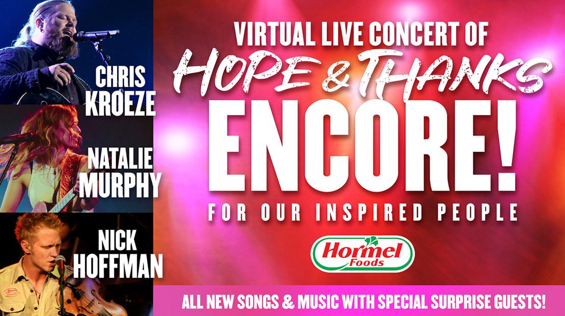 20200417 Encore Concert