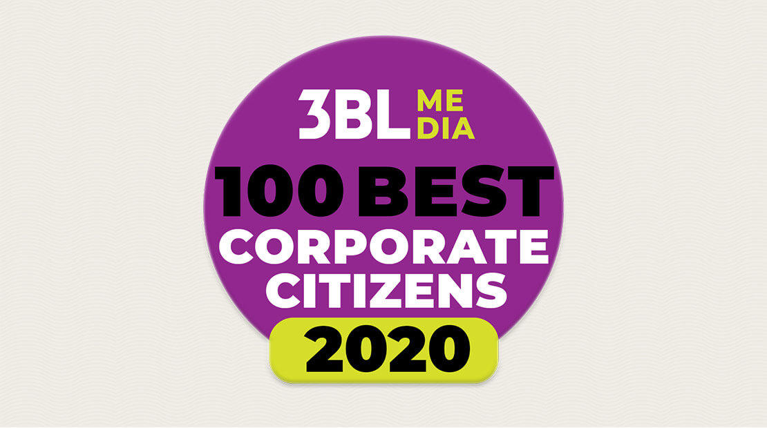2020 100 Best Corporate Citizens