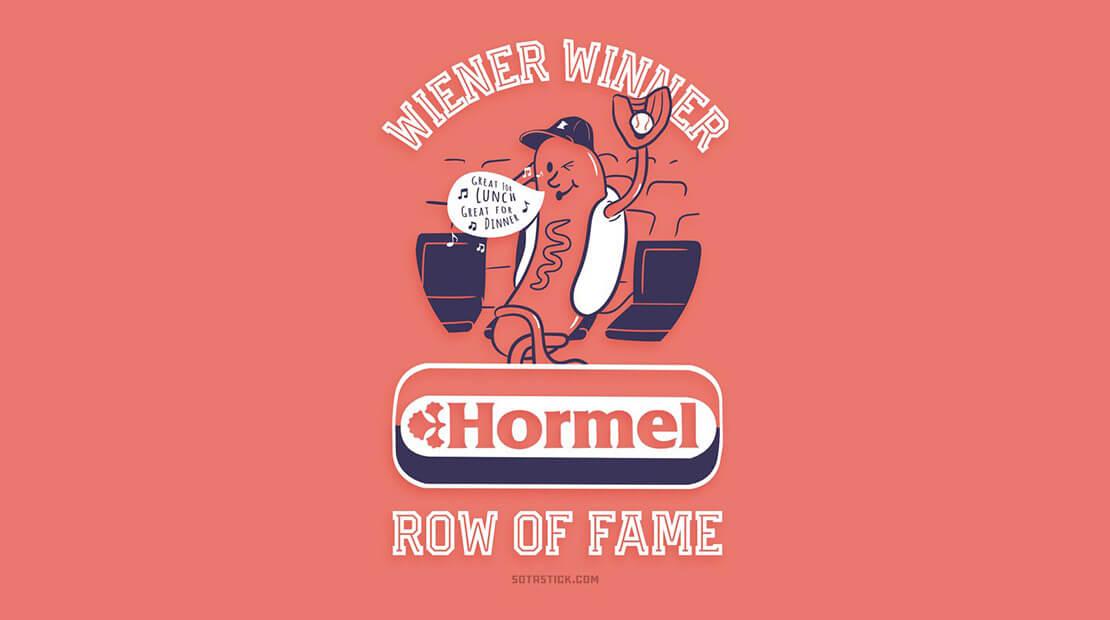 Row of Fame Shirt