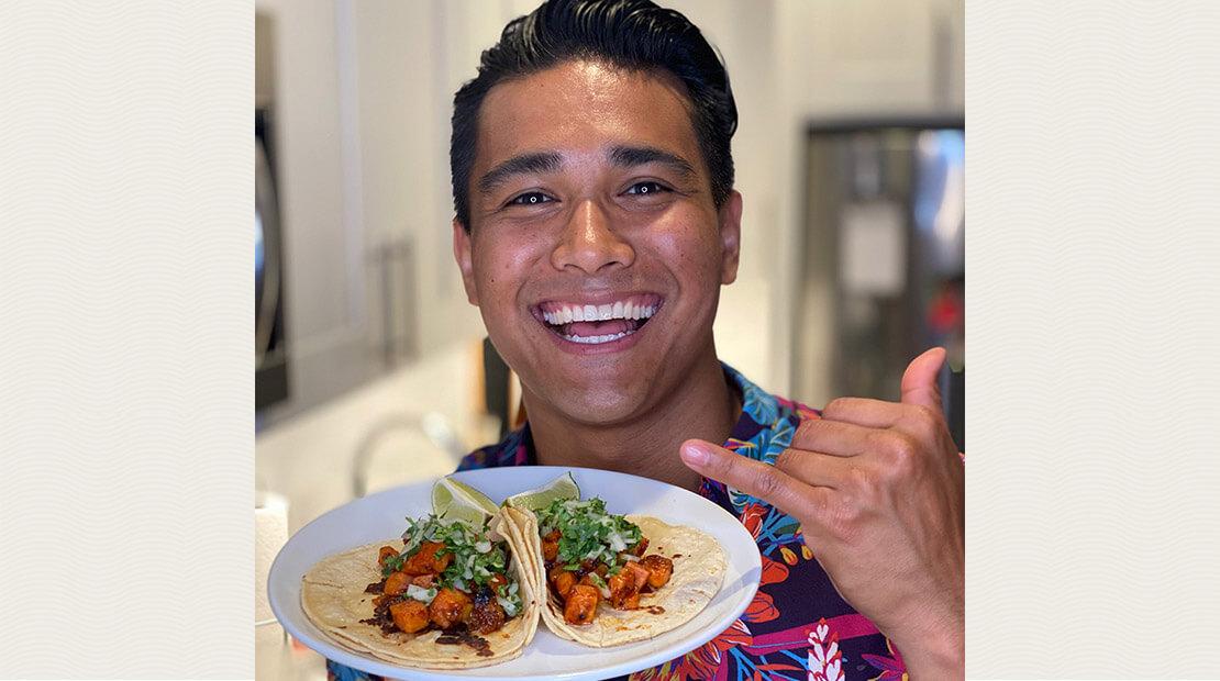 Chef Jordan Andino