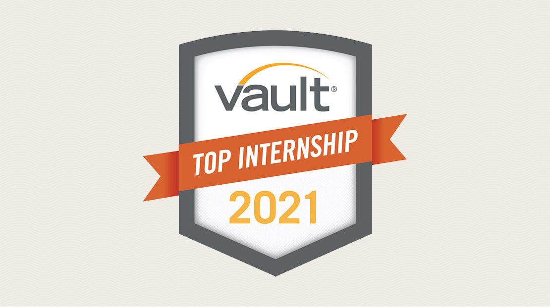 Vault Internship Awards