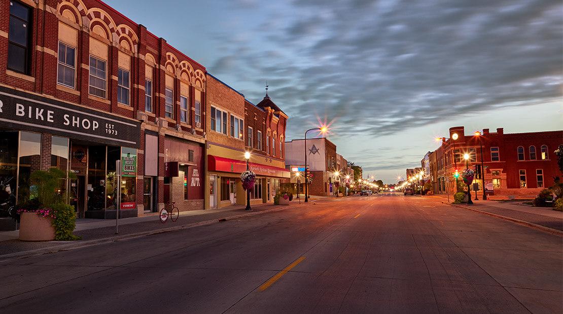 Austin Minnesota Downtown
