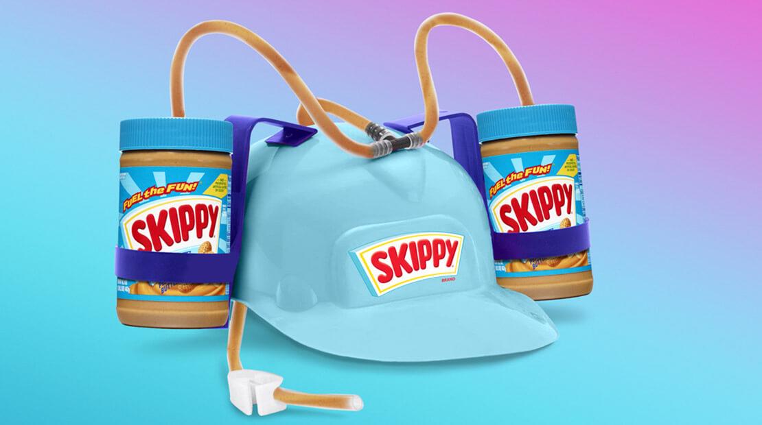 SKIPPY PB Hat