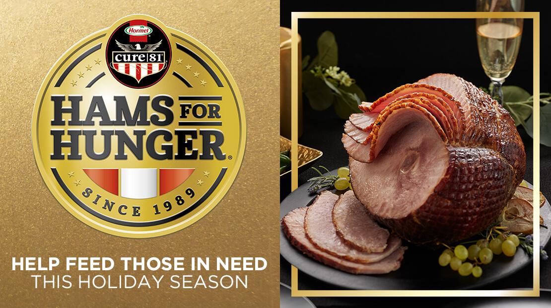 Hams For Hunger
