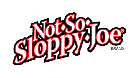 Not-So-Sloppy-Joe® sauce Logo
