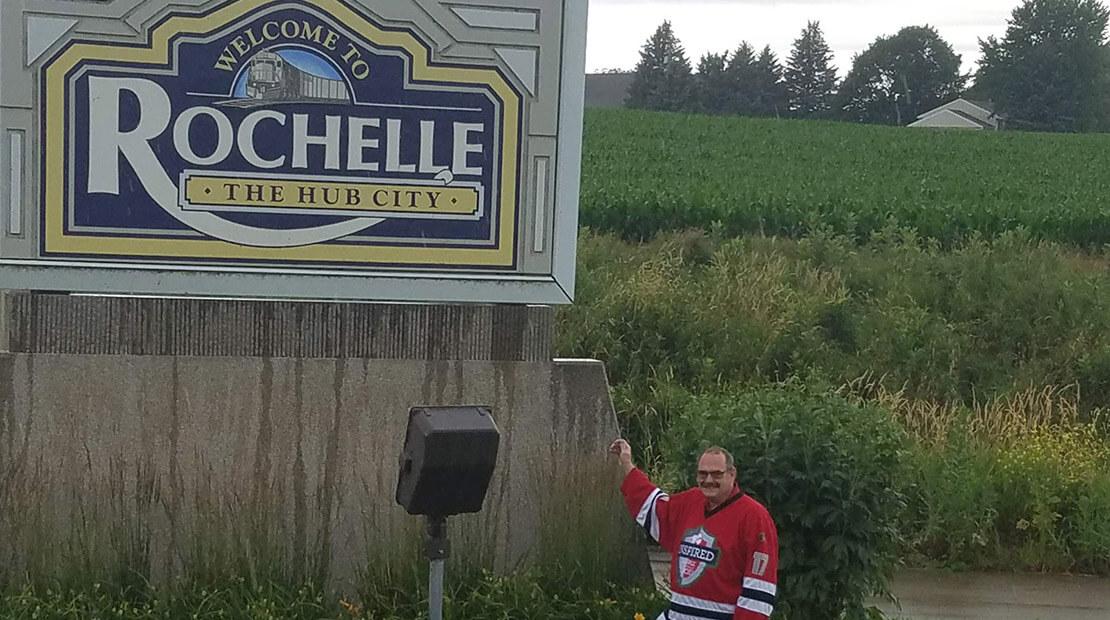Rochelle Sign