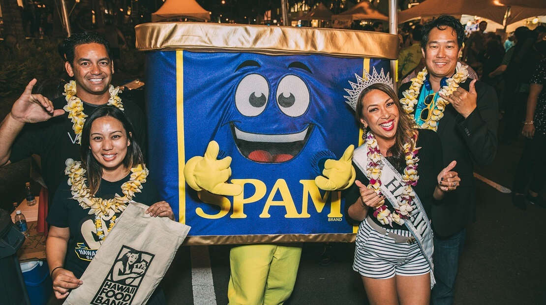 Hormel Foods Ask & Answer SPAM Hawaii