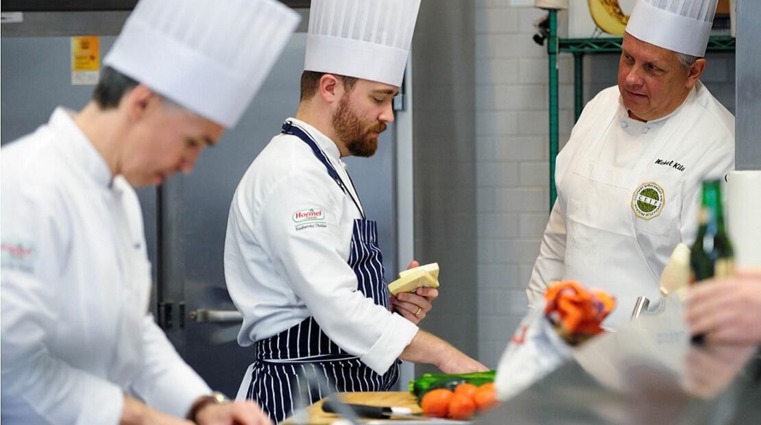 Hormel Foods foodservice chefs