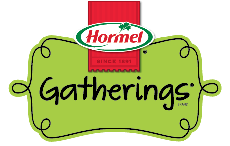 Hormel Gatherings® party trays Logo