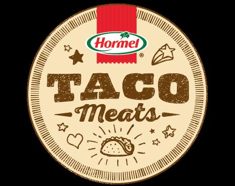 Hormel® taco meats Logo