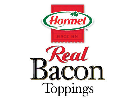 Hormel® bacon toppings Logo