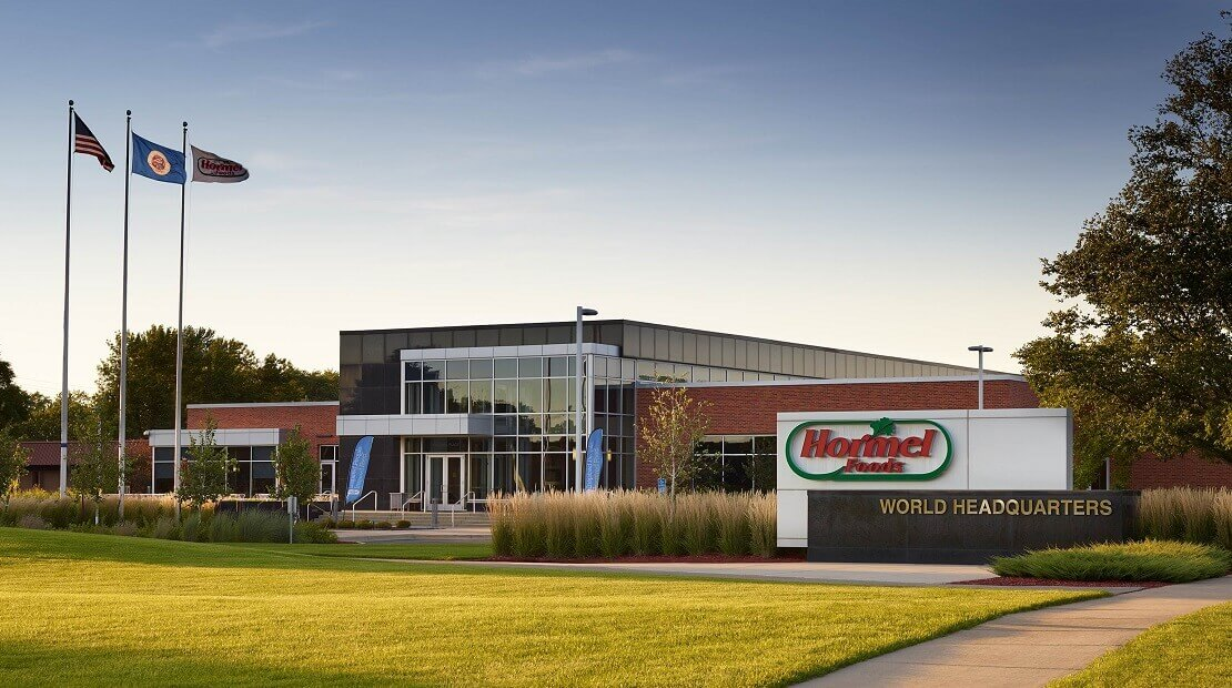 Hormel Foods Named One of the Top 100 Consumer Goods Companies for