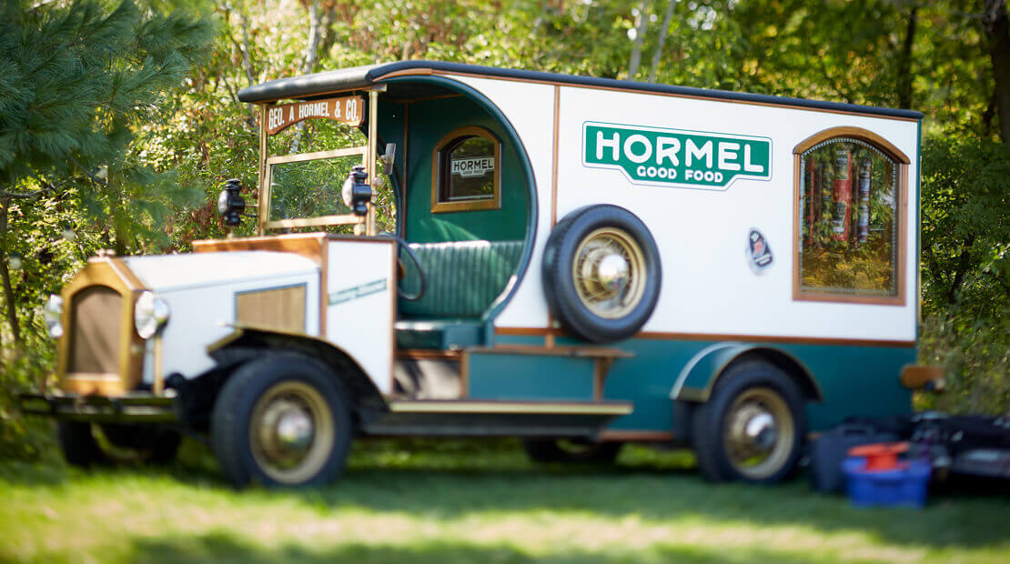 HORMEL Antique Truck