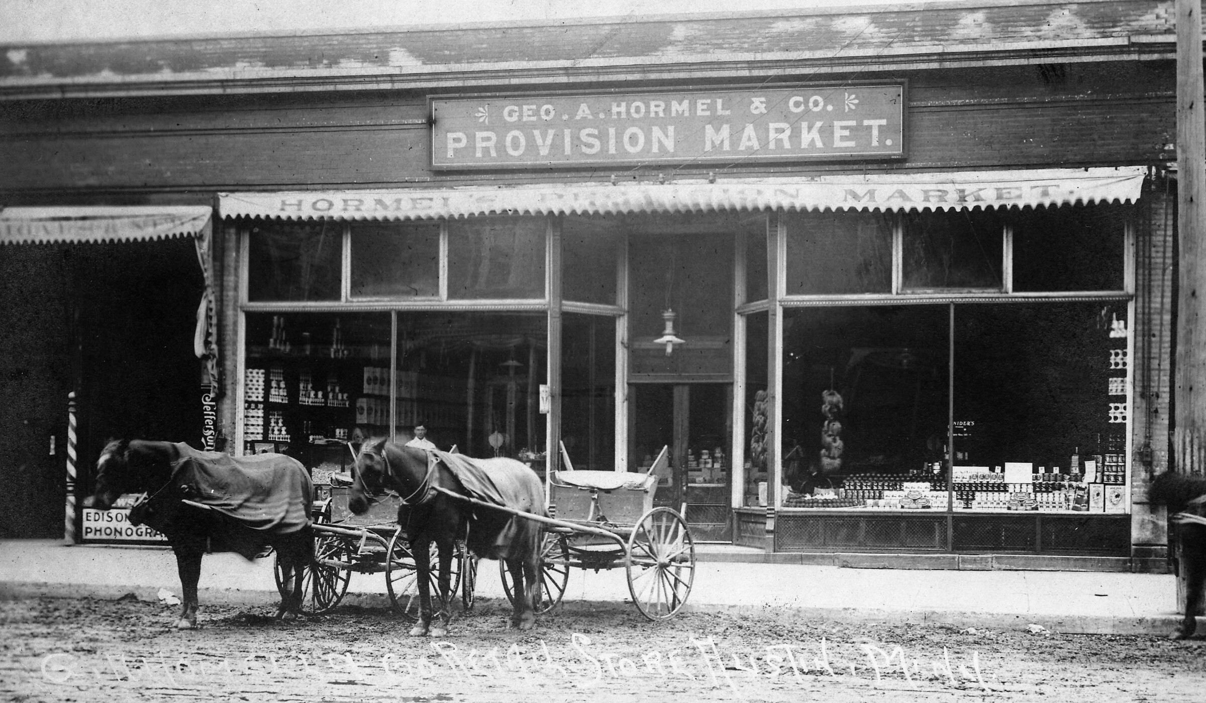 Provisions Market